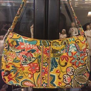 Vera Bradley Cassidy Provincial Handbag